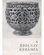 A Zsolnay kerámia - Hárs Éva, Mattyasovszky Zsolnay Margit