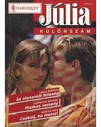 Júlia különszám 1999/4. - Hart, Jessica, George, Catherine, Anthony, Laura