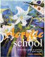 Acrylic School - Hazel Harrison
