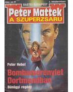 Bombamerénylet Dortmundban - Hebel, Peter