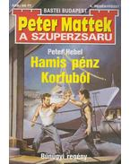 Hamis pénz Korfuból - Hebel, Peter
