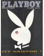 Playboy 1989. december - Hefner, Hugh M., Dowling, Margaret Ann, Radnai Péter
