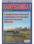 Haditechnika 2014/1. - Hegedűs Ernő