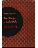 Arcképvázlatok - Hegedüs Géza