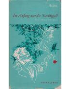 Im Anfang war die Nachtigall - Heinrich Heine
