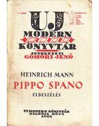 Pippo Spano - Heinrich Mann