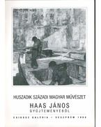 Huszadik századi magyar művészet Haas János gyűjteményéből - Heitler László