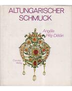 Altungarischer Schmuck - Héjj-Détári Angéla