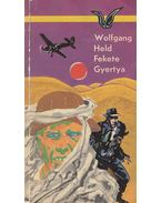 Fekete Gyertya - Held, Wolfgang