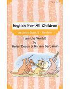 English For All Children - Activity Book 5 Review - Helen Doron, Miriam Benjamin