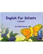 More English for Infants 4 Stories - Helen Doron