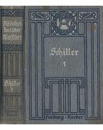Schillers Werke für Schule und Haus - Band I. - Hellinghaus, Otto, Schiller, Friedrich