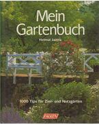 Mein Gartenbuch - Helmut Jantra