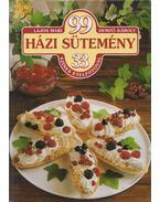 99 házi sütemény 33 színes ételfotóval - Hemző Károly, Lajos Mari