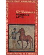 Dictionnaire francais-latin - Henri Goelzer