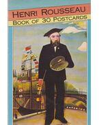 Henri Rousseau - Book of 30 Postcards