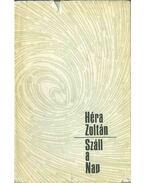 Száll a Nap (dedikált) - Héra Zoltán