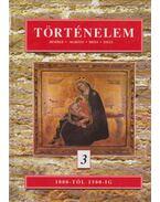 Történelem 3. - Herber Attila, Martos Ida, Moss László, Tisza László