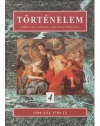 Történelem 4. - Herber Attila, Martos Ida, Moss László, Tisza László