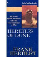 Heretics of Dune - Herbert, Frank