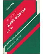 Olasz-magyar szótár - Herczeg Gyula