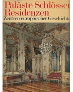 Paläste Schlösser Residenzen - Hermann Boekhoff, Gerhard Joop, Fritz Winzer