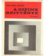 A szfinx rejtvénye - Hermann István