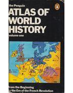 The Penguin Atlas of World History - Hermann Kinder, Werner Hilgemann