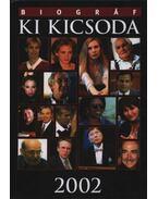 Biográf Ki kicsoda 2002 - Hermann Péter
