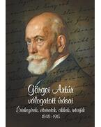 Görgei Artúr válogatott írásai Értekezések, vitairatok, cikkek, interjúk 1848 - 1915 - Hermann Róbert