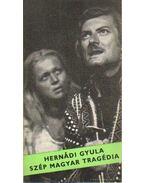Szép magyar tragédia - Hernádi Gyula