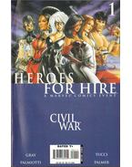 Heroes for Hire No. 1 - Palmiotti, Jimmy, Gray, Justin, Tucci, Billy, Tom Palmer