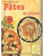 Recettes de Pates et pizzas - Hertzog, Jeanne