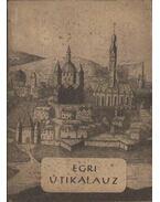 Egri útikalauz - Hevesy Sándor