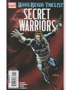 Dark Reign: The List - Secret Warriors One-Shot No. 1. - Hickman, Jonathan, Ed McGuinness