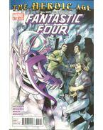 Fantastic Four No. 581 - Hickman, Jonathan, Edwards, Neil