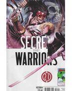 Secret Warriors No. 21. - Hickman, Jonathan, Mirko Colak, Vitti, Alessandro
