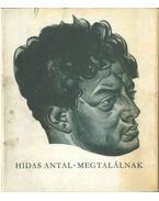 Megtalálnak (dedikált) - Hidas Antal