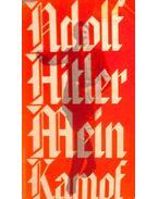 Mein Kampf (angol) - Hitler, Adolf