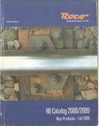 HO Catalog 2008/2009