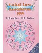 Családi astro kalendárium 1999 - Németh Ágnes