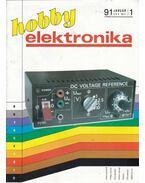 Hobby Elektronika 1991/1. január - Békei Ferenc