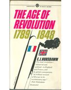 The Age of Revolution 1789-1848 - Hobsbawm, E. J.