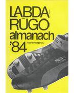 Labdarúgó almanach 1984 - Hoffer József