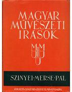 Szinyei Merse Pál - Hoffmann Edith