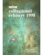 Meteor csillagászati évkönyv 1998 - Holl András (szerk.), Benkő József, Mizser Attila, Taracsák Gábor