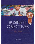 Business Objectives - Student's Book - Hollett, Vicki