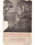 Homérosi himnuszok - Homeros