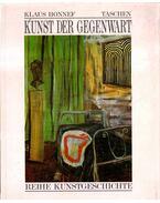 Kunst der Gegenwart - Honnef, Klaus