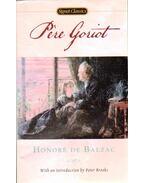 Pére Goriot - Honoré de Balzac